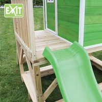 EXIT houten speelhuisje Loft 500 groen-Artikeldetail