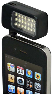 Reflecta LED phone-tablight RPL 21-Artikeldetail