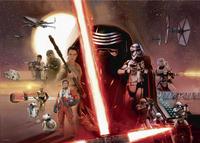 Ravensburger puzzel Star Wars The Force Awakens-Vooraanzicht
