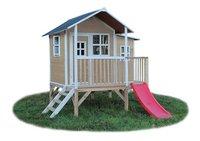 EXIT houten speelhuisje Loft 350 naturel