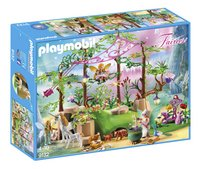 Playmobil Fairies 9132 Magische feeëntuin-Linkerzijde