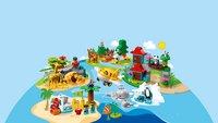 LEGO DUPLO 10907 Les animaux du monde-Image 1