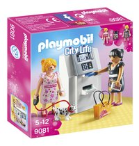 Playmobil City Life 9081 Distributeur automatique