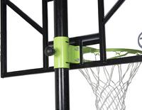 EXIT basketbalbord op voet Comet-Achteraanzicht