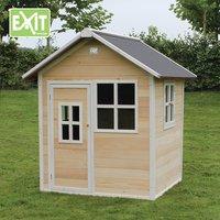 EXIT houten speelhuisje Loft 100 naturel-Afbeelding 1