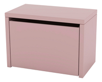 Banc de rangement Flexa Play rose