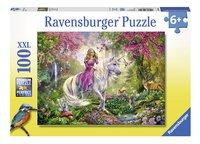 Ravensburger XXL puzzel Magisch Ritje-Vooraanzicht