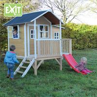 EXIT maisonnette en bois Loft 350 naturel-Image 1