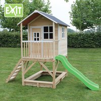 EXIT houten speelhuisje Loft 500 naturel