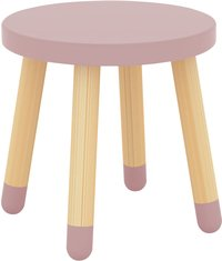 Tabouret Flexa Play rose-Avant