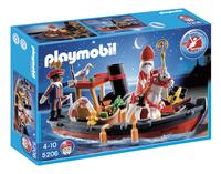 Playmobil Sinterklaas 5206 Stoomboot van Sinterklaas