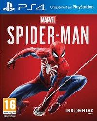 PS4 Spider-Man ENG/FR-Vooraanzicht