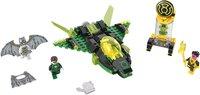 LEGO Super Heroes 76025 Green Lantern tegen Sinestro-Vooraanzicht