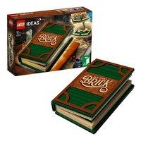 LEGO Ideas 21315 Uitklapboek-Artikeldetail