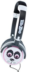 TabZoo Hoofdtelefoon Panda-Linkerzijde