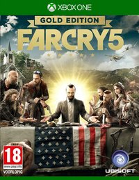 XBOX One Far Cry 5 Gold Edition ENG/FR