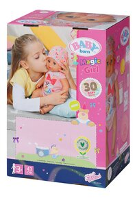 BABY born poupée Magic Girl-Arrière