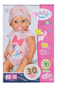 BABY born poupée Magic Girl-Avant