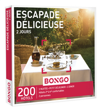 Bongo Escapade Délicieuse 2 jours