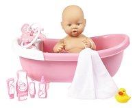 DreamLand Badtijd pop Fiona met badje-commercieel beeld