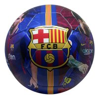 Ballon de football FC Barcelona Messi taille 5-Avant