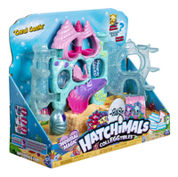 Speelset Hatchimals ColleGGtibles Coral Castle-Linkerzijde