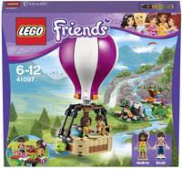 LEGO Friends 41097 Heartlake City luchtballon-Vooraanzicht
