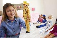 Barbie poupée mannequin  Careers Pompier-Image 1