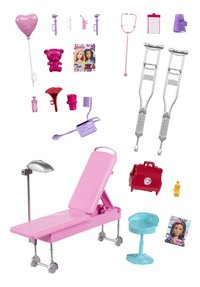 Barbie speelset Ambulance-Afbeelding 5