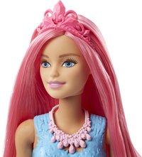 Barbie Dreamtopia Château avec poupée et chiot-Vue du haut
