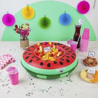 BigMouth opblaasbare serveerring watermeloen-commercieel beeld