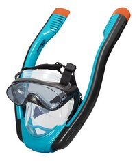 Bestway snorkelmasker voor volwassenen Hydro-Pro SeaClear Flowtech maat S/M-commercieel beeld