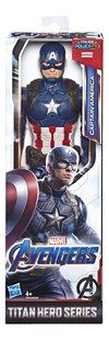 Actiefiguur Avengers Titan Hero Series - Captain America-Vooraanzicht