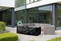 Outdoor Covers beschermtas voor kussens Premium polypropyleen L 200 x B 75 x H 60 cm-Afbeelding 1