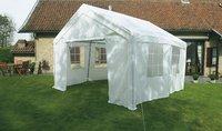 Tente de réception robuste en polyéthylène 4 x 4 m-Image 2