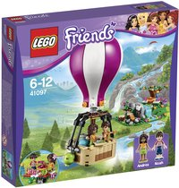 LEGO Friends 41097 La montgolfière de Heartlake City
