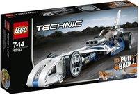 LEGO Technic 42033 De recordbreker