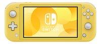 Nintendo Switch Console Lite geel-Vooraanzicht