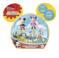 Figuur Mickey Mouse Clubhouse 5 pack-Vooraanzicht