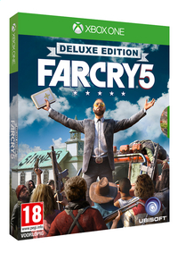 XBOX One Far Cry 5 Deluxe Edition ENG/FR