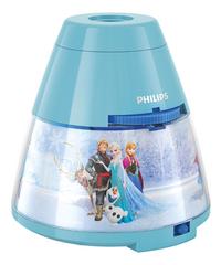 Philips veilleuse/projecteur Disney La Reine des Neiges-commercieel beeld