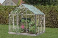 ACD Serre Intro Grow Daisy 3.8 m² aluminium-Afbeelding 1
