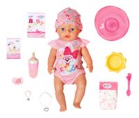 BABY born poupée Magic Girl-commercieel beeld