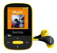 SanDisk lecteur MP3 Sansa Clip Sport 8 Go jaune-Détail de l'article