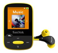 SanDisk mp3-speler Sansa Clip Sport 8 GB geel-Artikeldetail