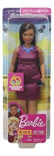 Barbie mannequinpop Careers Reporter-Vooraanzicht