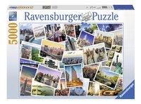 Ravensburger puzzel New York De stad die nooit slaapt-Vooraanzicht