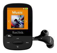 SanDisk lecteur MP3 Sansa Clip Sport 8 Go noir-Détail de l'article
