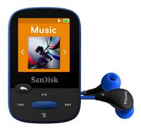 SanDisk lecteur MP3 Sansa Clip Sport 8 Go bleu-Détail de l'article