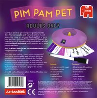 Pim Pam Pet Adults Only-Achteraanzicht